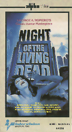 Coverscan of Night of the Living Dead