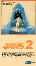 Coverscan of Jaws 2