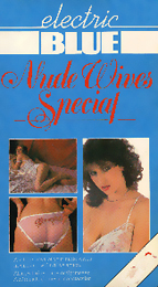 Coverscan of Electric Blue Nude Wives Special