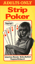 Coverscan of Strip Poker