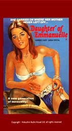 Coverscan of Daughter of Emmanuelle