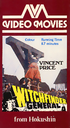 Coverscan of Witchfinder General