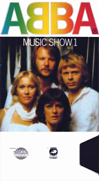 Coverscan of ABBA Music Show 1