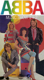 Coverscan of ABBA Music Show 1 and 2