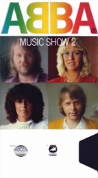 Coverscan of ABBA Music Show 2