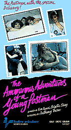 Coverscan of The Amourous Adventures of a Young Postman