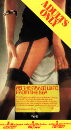 Coverscan of As the Naked Wind from the Sea