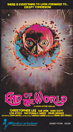 Coverscan of End of the World