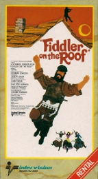 Coverscan of Fiddler on the Roof