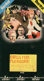 Coverscan of Girls for Pleasure