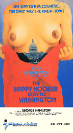 Coverscan of The Happy Hooker Goes to Washington