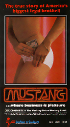 Coverscan of Mustang