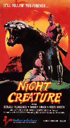 Coverscan of Night Creature