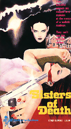 Coverscan of Sisters of Death