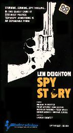 Coverscan of Spy Story