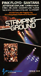 Coverscan of Stamping Ground
