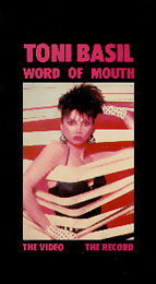 Coverscan of Toni Basil - Word of Mouth
