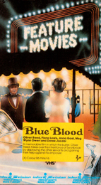 Coverscan of Blue Blood