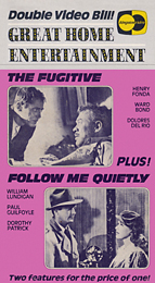 Coverscan of The Fugitive