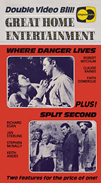 Coverscan of Where Danger Lives