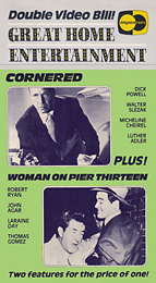 Coverscan of Woman on Pier Thirteen
