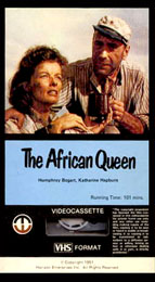 Coverscan of The African Queen