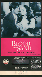 Coverscan of Blood and Sand