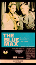 Coverscan of The Blue Max