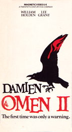 Coverscan of Damien Omen II