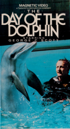 Coverscan of The Day of the Dolphin