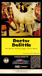Coverscan of Doctor Dolittle