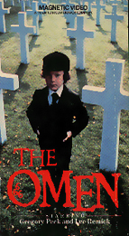 Coverscan of The Omen