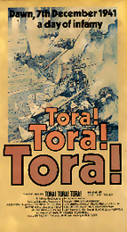 Coverscan of Tora! Tora! Tora!