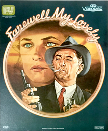 Coverscan of Farewell, My Lovely