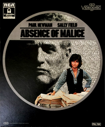 Coverscan of Absence of Malice