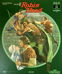 Coverscan of The Adventures of Robin Hood