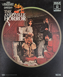 Coverscan of The Amityville Horror