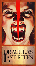 Coverscan of Dracula's Last Rites