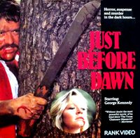 Coverscan of Just Before Dawn