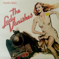Coverscan of The Lady Vanishes