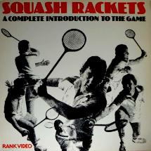 Coverscan of Squash Rackets 1