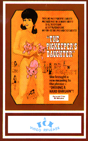 Nude The Pig Keepers Daughter 1972 Peggy Church Others
