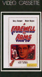 Coverscan of A Farewell to Arms