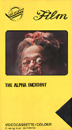 Coverscan of The Alpha Incident
